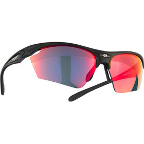 Rudy Project Stratofly Glasses black matte - rp optics multilaser red